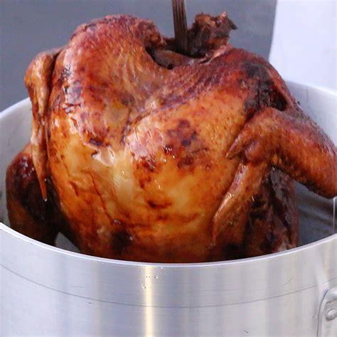 deep fried turkey recipe  tasty