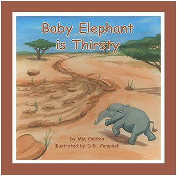 the babys lap book 0525473300 in baby elephant is thirsty lap book the riverbed has dried up and baby elephant is on the