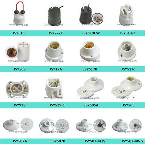 light bulb holder types wholesale waterproof l holder e27 wall l holder