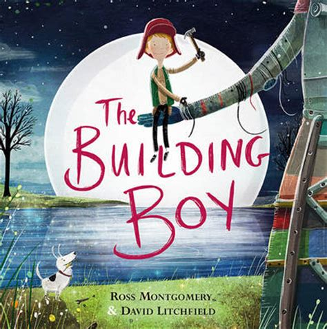 baseball for building boys to books the building boy by ross montgomery buy books at
