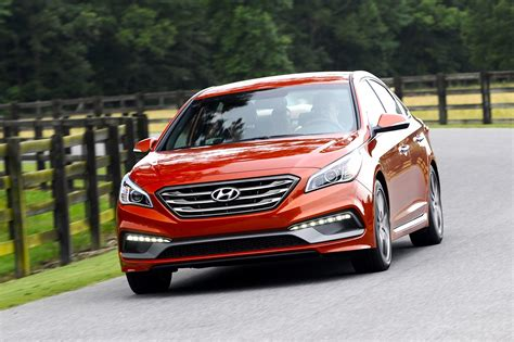Hyundai Sonata 2015 Sport 2 0t by 2015 Hyundai Sonata Sport 2 0t Review