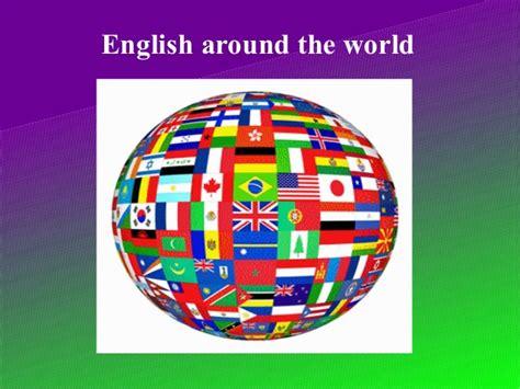 the in the world presentaci 243 n around the world