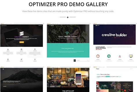 Theme Wordpress Optimizer | optimizer free wordpress theme responsive demo bloggingaster