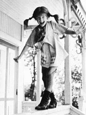 I want to be Pippi Longstocking! - UNEARTHED