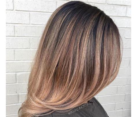 caramel color highlights balayage hair 15 beautiful highlights for