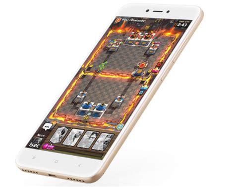 Berkualitas Xiaomi Redmi Note 5a 2 16gb Gold Garansi Distributor Jual Xiaomi Redmi Note 5a Smartphone Gold 16gb 2gb