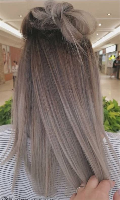 brown haircolor for 50 grey brown hair 50 50 fall hair color for brown blonde balayage carmel