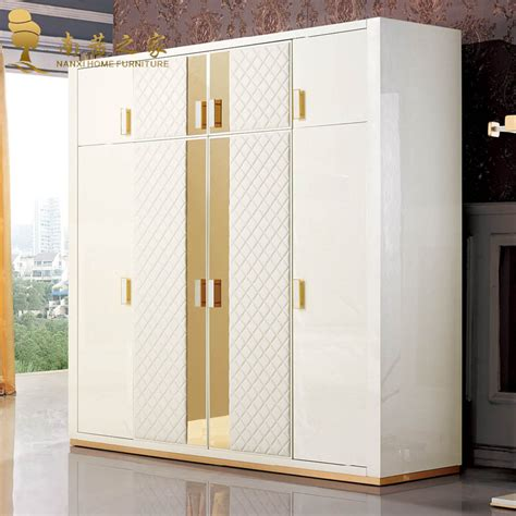 Bedroom Wardrobe Furniture Designs High Quality Italian Design Home Furniture Bedroom Furniture Wardrobe Four Door In Wardrobes