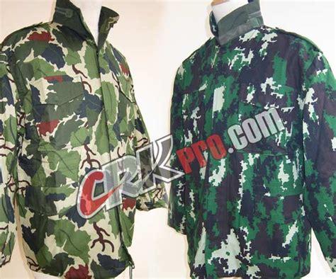 Eksklusif Rompi Loreng Perlengkapan Pramuka jaket loreng tentara jacket pabrik konveksi harga murah