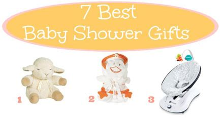best baby shower gifts 2014 7 best baby shower gifts