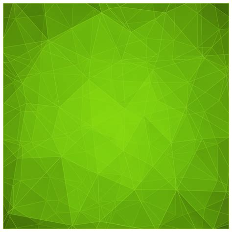 green wallpaper vector free download green geometric background design vector free vector