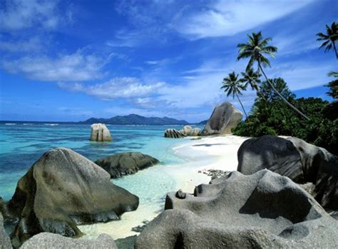 Sychelle Lovely seychelles beaches nature background wallpapers on desktop nexus image 391988