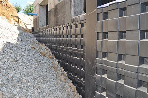 isolare i muri interni defender pannello per la protezione dei muri controterra