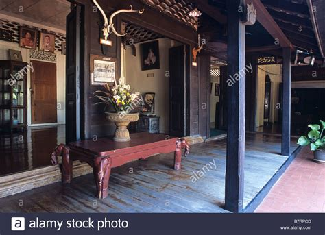 veranda or verandah verandah or veranda at the sao nak house or house of many