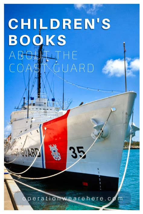 s guard books coast guard children s books