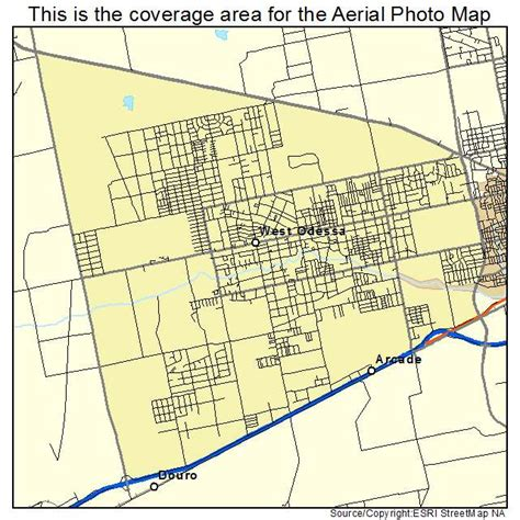maps of west texas aerial photography map of west odessa tx texas