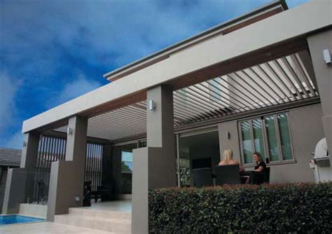 Patio Louvres by Cool Idea For Patio Opening Roofs By Louvretec Digsdigs