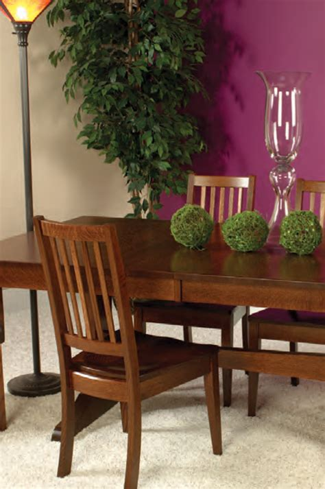 amish dining room set amish dining room sets