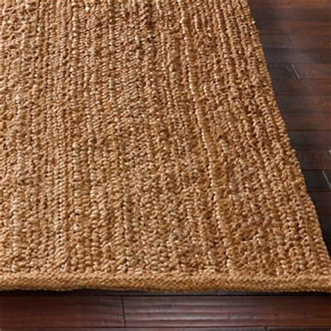 is a jute rug soft soft jute rug frontgate