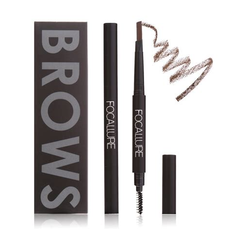 Eyebrow Eyeliner 2 focallure new makeup eyebrow pencil waterproof eye brow