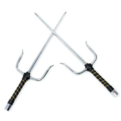 Sai Weapon Karate | economy chrome octagon sai discount chrome kobudo sais