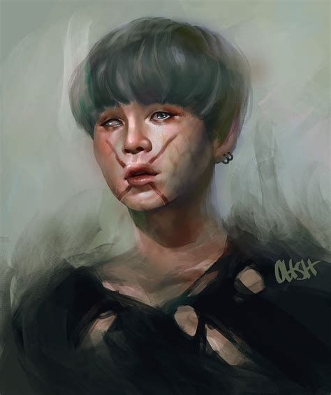 bts zombie zombie yoongi by ohsh on deviantart