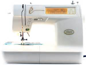 Baby lock ellure model esl sewing amp embroidery machine excellent