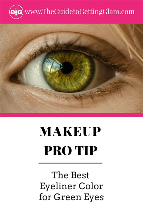 what color eyeliner for green the best eyeliner color for green the guide to