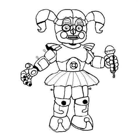 five nights at freddy s coloring book great coloring pages for and adults unofficial edition books circus baby five nights at freddy s amino