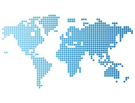 Indonesia Unite Graphic 7 Tshirtkaosraglananak Oceanseven 蓝色点阵世界地图矢量素材 设计之家