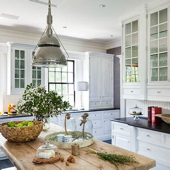 Cottage Kitchen Islands Rustic Farmhouse Kitchens Design Ideas