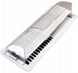 Ceiling Air Vent Filters by King Heat Air Vent Register Deflector W Dust Filter