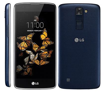 lg k8 is now official: an entry level 5 inch device with