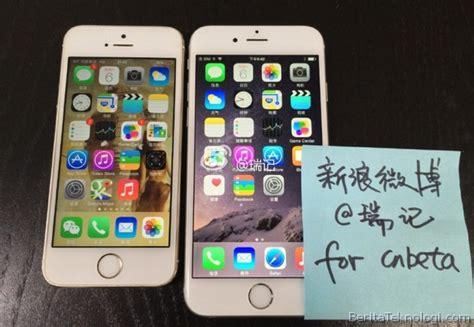 Kamera Belakang Iphone 6 47 Ori bocoran spesifikasi lengkap iphone 6 4 7 inci diungkapkan china mobile