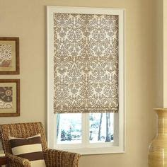 pattern fabric window shades 1000 images about roman shades kitchen on pinterest