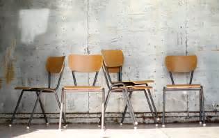 design len jaren 60 industrieel retro vintage schoolstoelen jaren 60