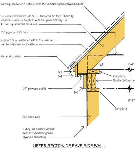 Ceiling Eaves by Shed Work Knowing Skillion Roof Shed Plans Free