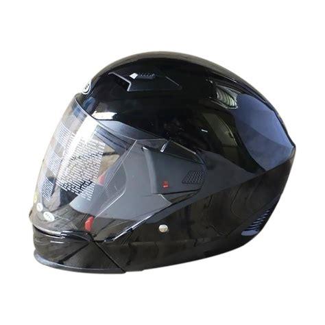 Helm Zeus 611c jual zeus zs 611c solid helm black