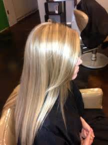 natural ash blonde with dimensional subtle lowlights for