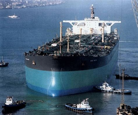 biggest water vessel in the world top 10 world s largest ships