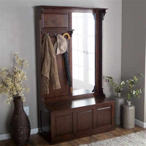 coat tree with bench antique coat rack with bench and mirror tradingbasis