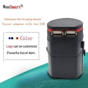 Promo Travel Charger The Highest Quality uk us au universal travel adapter buisness gift yp 001 wonsmart china manufacturer