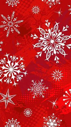 christmas pattern lock screen red bokeh silver christmas tree iphone background phone
