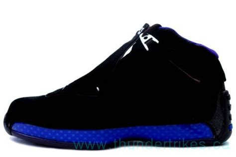 cheap basketball shoes canada discount retro white blue aj18 original og shoes