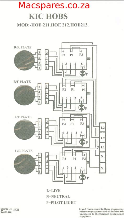 ge electric range wiring diagram wiring diagram