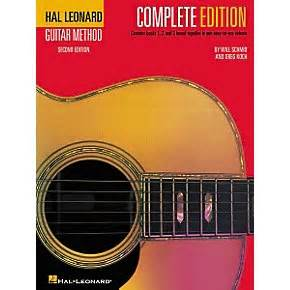 tiling complete 2nd edition books hal leonard guitar method second edition complete