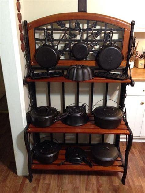 cast iron pot rack cast iron pot rack idea well that