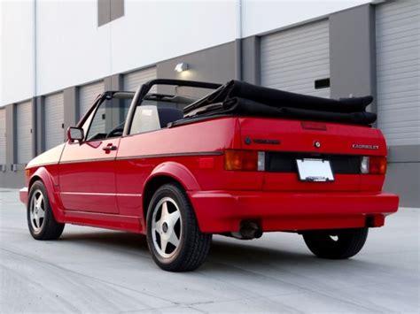 convertible volkswagen cabriolet 1992 volkswagen cabriolet 2d convertible vw cabrio