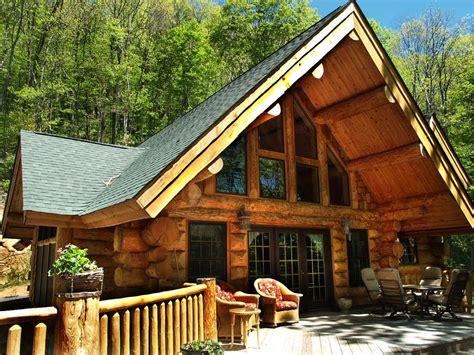 unique colorado style log cabin amazing homeaway boone