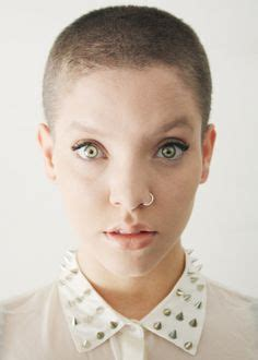 how to look feminine with a crew cut 1000 images about buzz cut women on pinterest buzz cuts